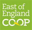 East of England co op logo