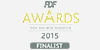FDF Awards Finalist Logo
