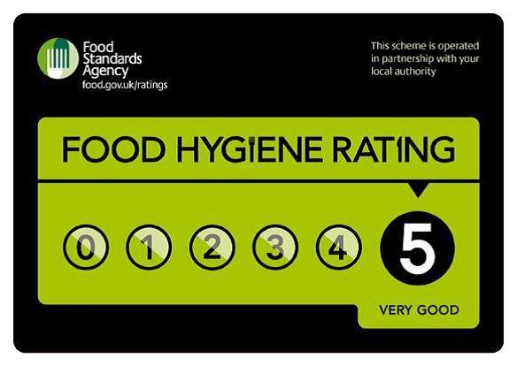 Food Hygiene Rating Exempt
